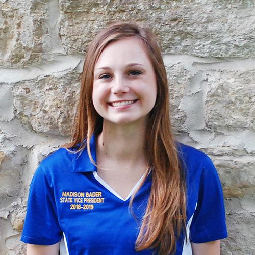 Madison Bader - VP