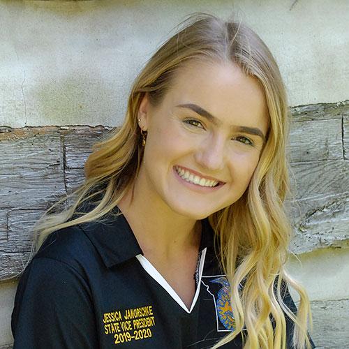 Jessica Janorschke - VP