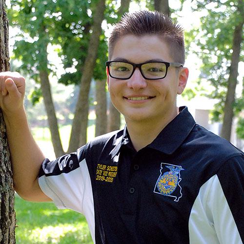 Tyler Schuster - VP