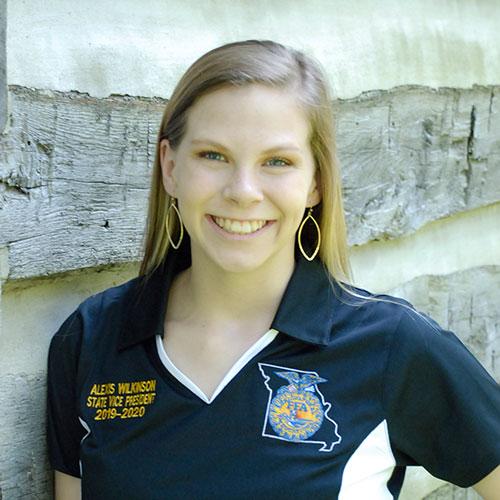 Alexis Wilkinson - VP