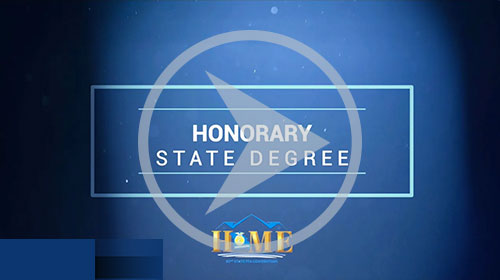 Session 2 Honorary State Degree