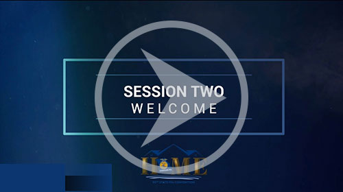 Session 2 Welcome