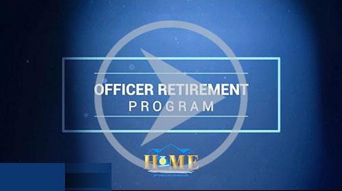 Session 3 Officer Retirement Program