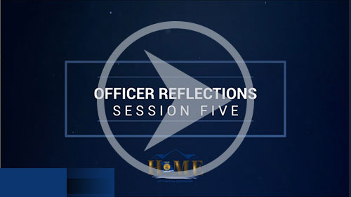 Session Five Reflections