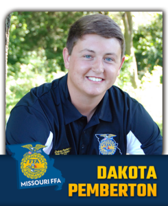 Officer - Dakota Pemberton
