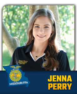 Officer - Jenna Perry