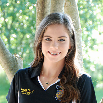 Jenna Perry - VP