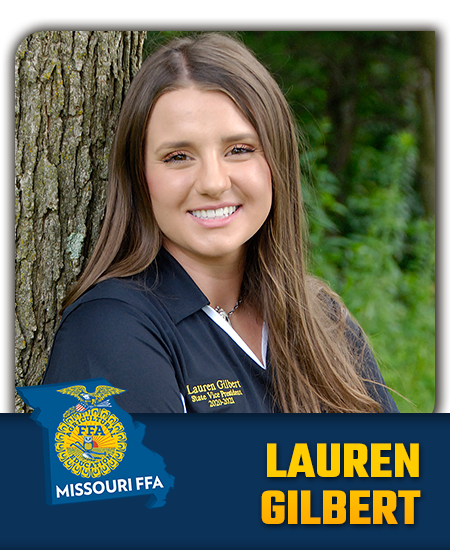 Officer - Lauren Gilbert