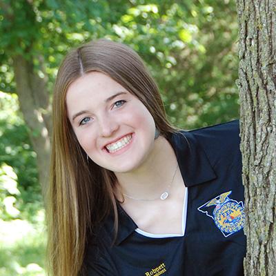 Lauryn Robnett - VP