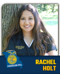 Officer - Rachel Holt