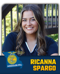 Officer - Ricanna Spargo