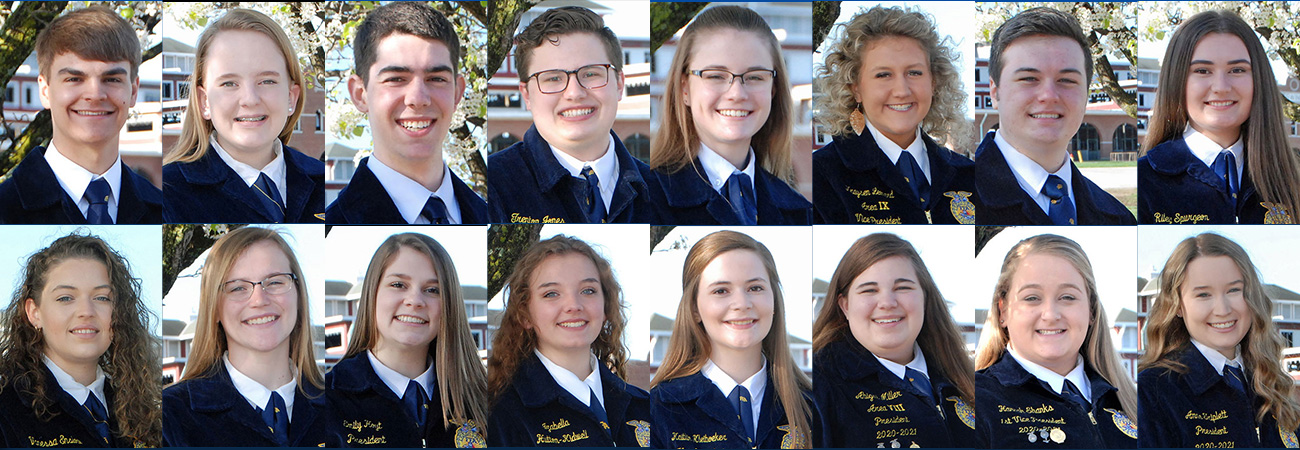 2021 Officers
